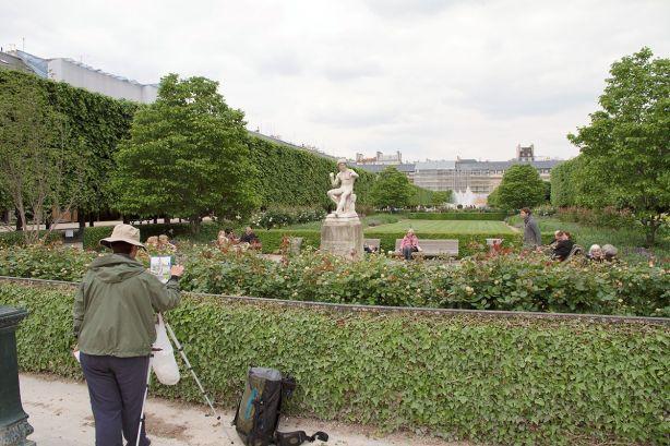 Jardin de Palais Royal